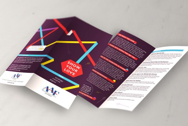Print Membership Brochure Design