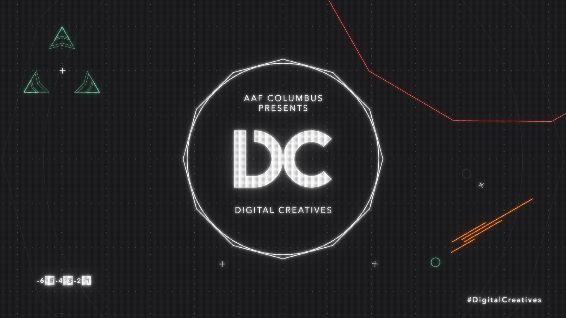 Event Brand Identity - Final Screen