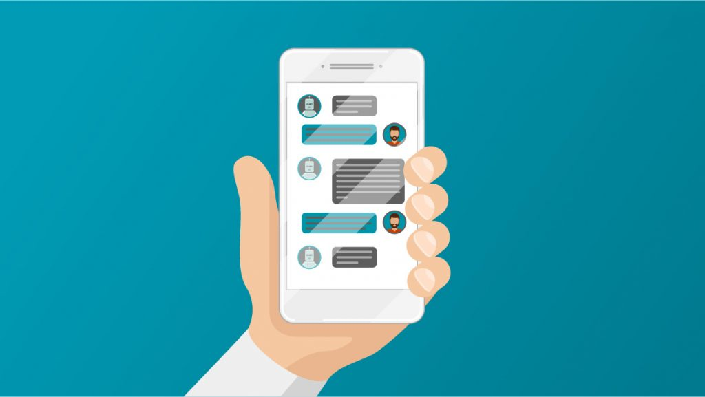 chatbots and messaging apps