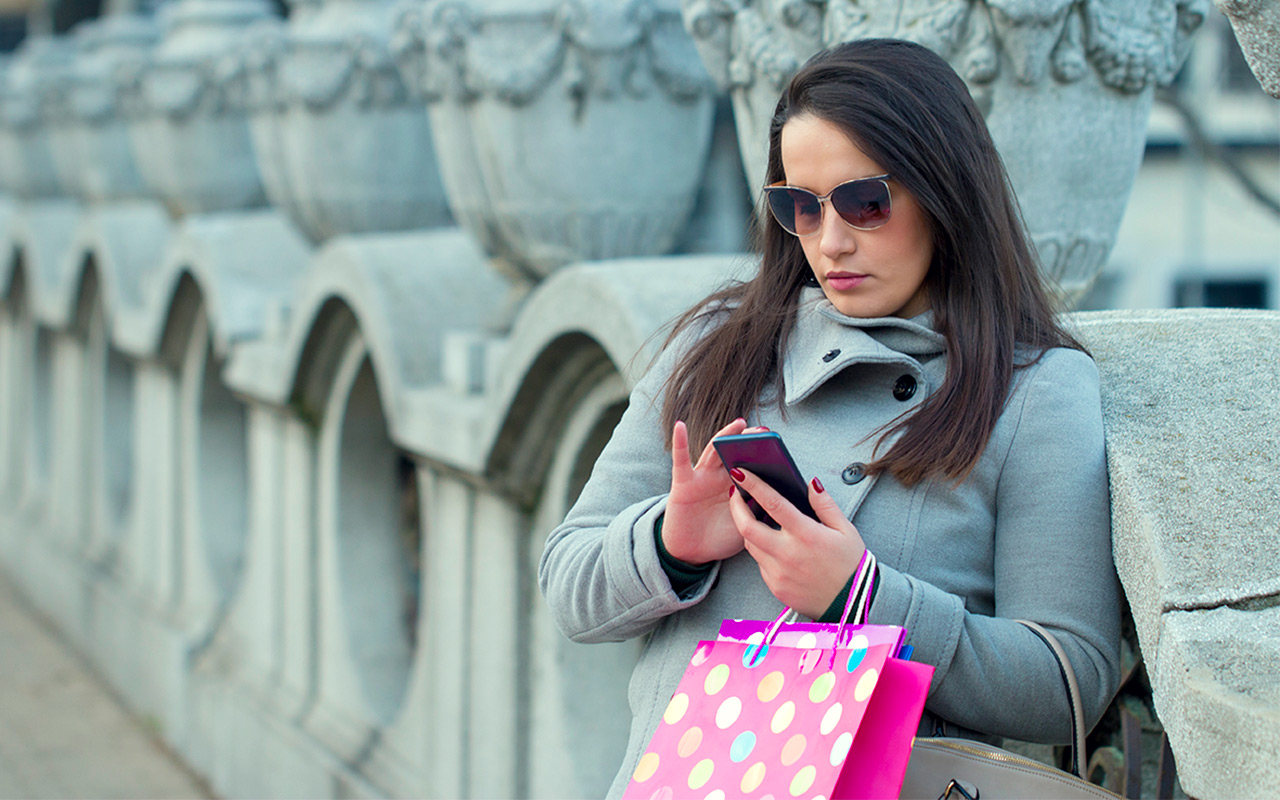 Mobile Marketing, Shopping and Smartphones