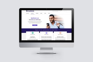 Rupaya Website Design
