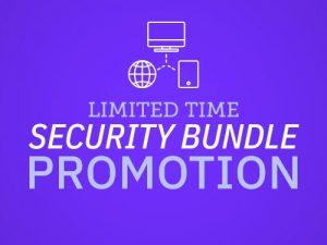 Security Bundle Promotion
