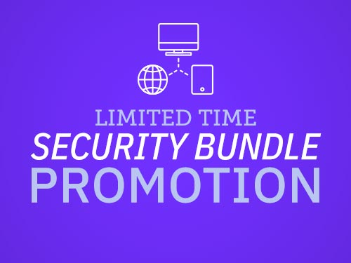 Security Bundle Promotion