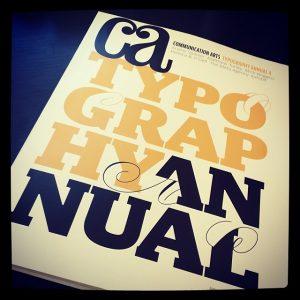 CommArts Typography