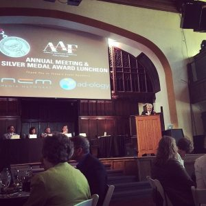 AAF Columbus Silver Medal Awards Luncheon