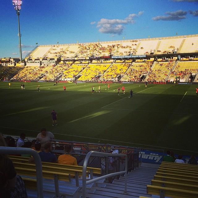 Columbus Crew Match